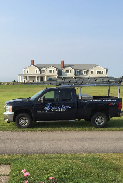 Best window cleaning NH Seacoast